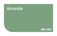 Amande / Mat Sablé